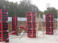 Аренда роскосов для опалубки стен и вертикальной опалубки