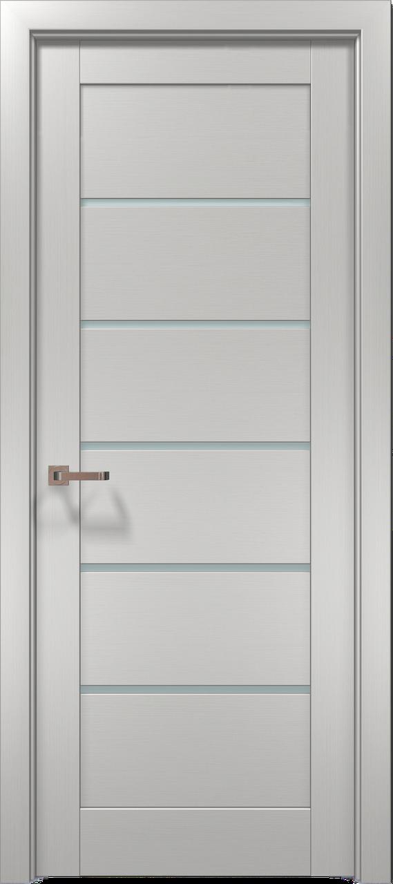 Двери Папа Карло Optima 04 клен белый 2000х810х40мм