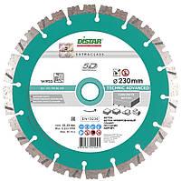 Алмазный отрезной диск Distar Technic Advanced 230x2.6/1.8x12x22.2 по бетону