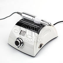 Фрезер ZS-710 на 65 Вт и 35000 об/мин для маникюра и педикюра, белый, фото 2