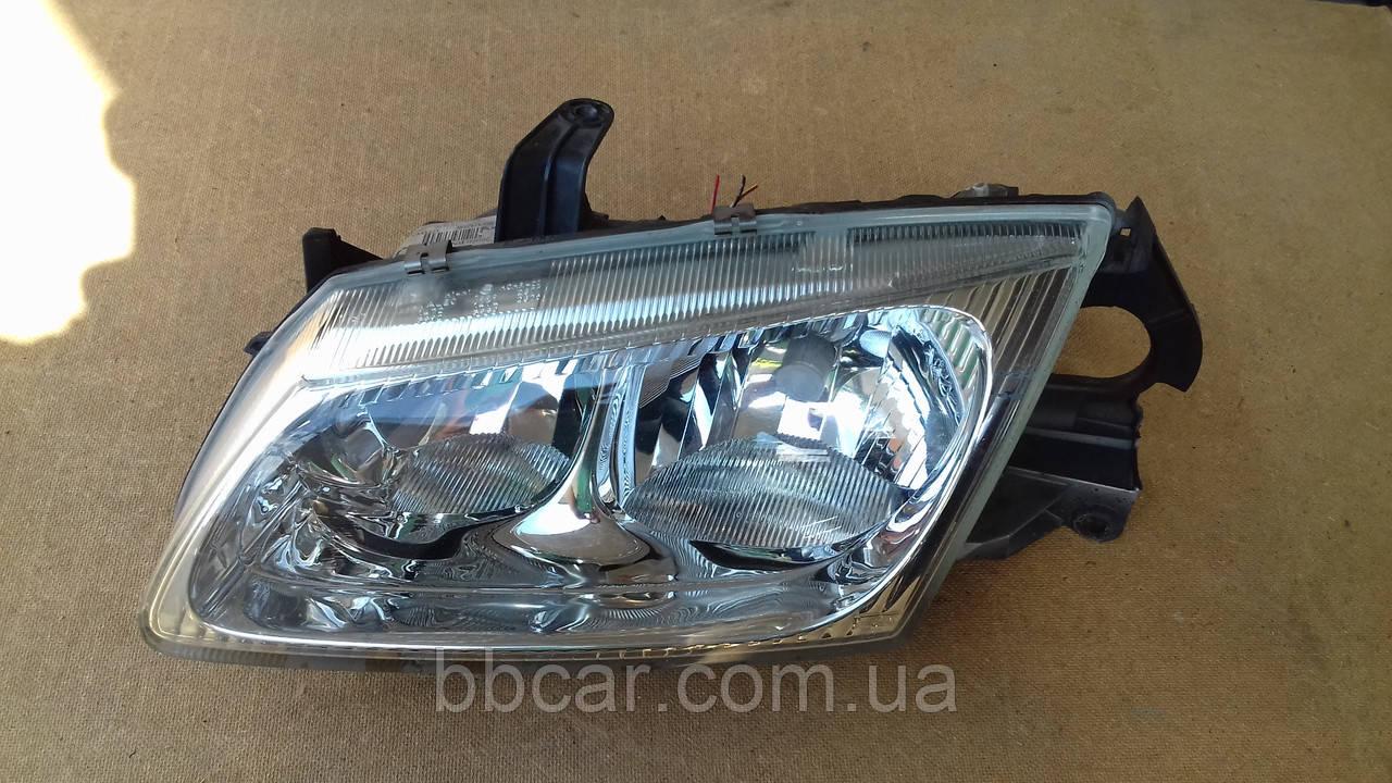 Фара Nissan Almera 2000 р-в Valeo 26060 BN011 EW , 89004508 ( L )