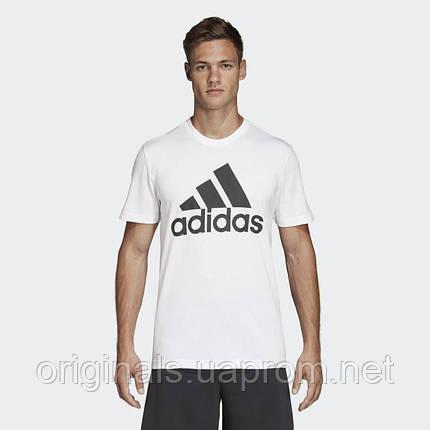 Футболка мужская Adidas Must Haves BOS DT9929, фото 2
