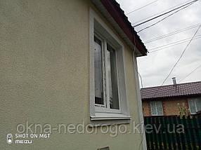 Окно с двумя створками WDS 500 /1100*1350/, фото 3