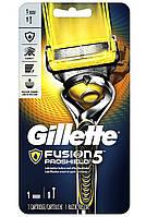"Станок Gillette ""Fusion"" Proshield (1) Flex Ball"