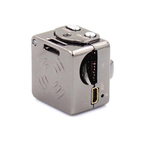 Мини камера SQ8 1080P с датчиком движения и видеонаблюдением