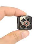 Мини камера SQ8 1080P с датчиком движения и видеонаблюдением, фото 2