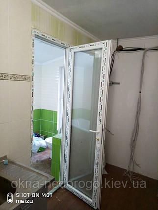Металлопластиковые двери Бровары, фото 2