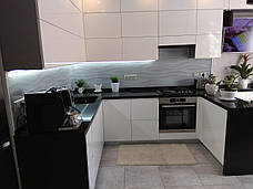 Стільниця та мийка з штучного акрилового каменю Tristone S 119, фото 3