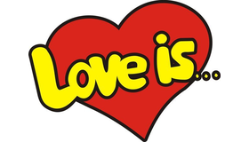 Жувальна гумка Love is...