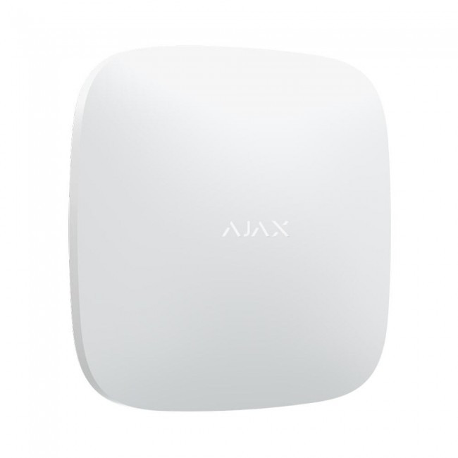 Беспроводная сигнализация Ajax HUB (white)