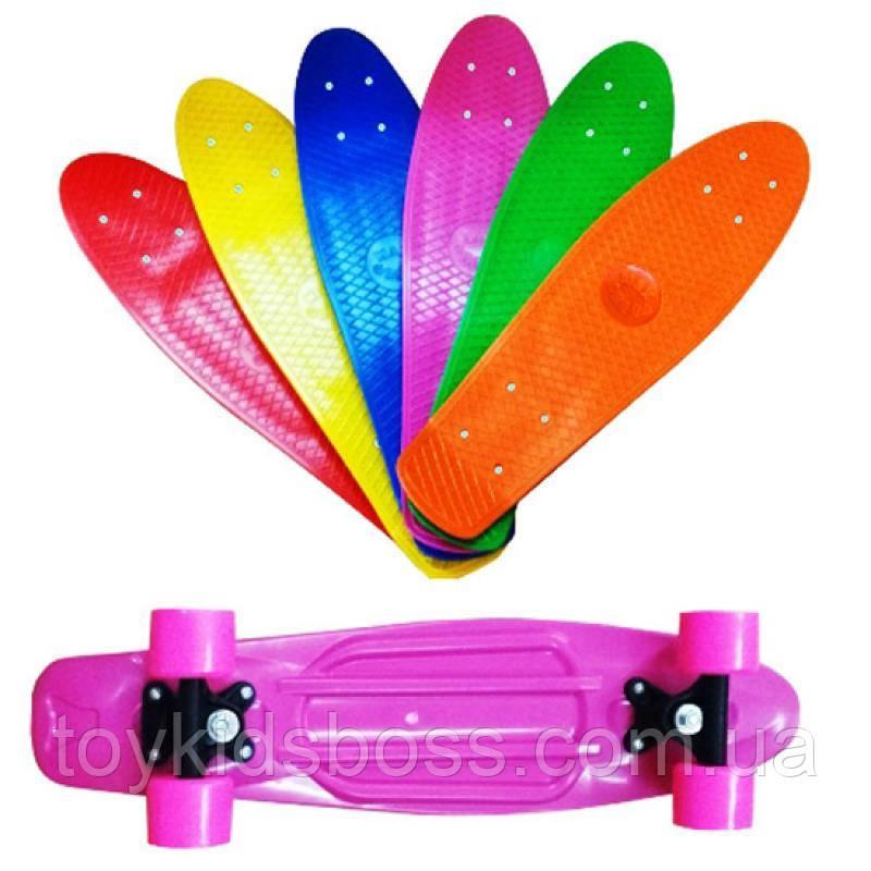 "Скейт ""Extreme"" пенни, 55-14,5 см"