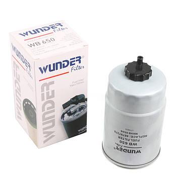 Фильтр топливный Fiat Ducato 02- HDI  (WB-650)  Wunder