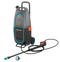 Аккумуляторная мойка высокого давления AquaClean Li-40/60 без аккумулятора
