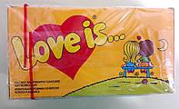 Жевательная резинка Love is... кокос и ананас 100 штук, фото 1