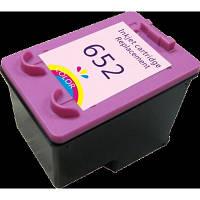Картридж MicroJet для HP DJ 1115/4675 аналог HP №652 (F6V24AE) Color (HC-M652C)
