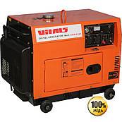 Генератор дизельный Vitals ERS 4.6dt ( 4,6 кВт)