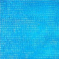 Сетка затеняющая голубая 85% ширина 3м