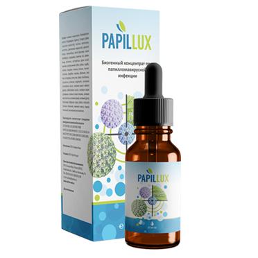 Концентрат Papillux от папиллом и бородавок