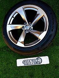 Оригинальные диски 21- дюймовые Audi Q8 / SQ8 Rotor