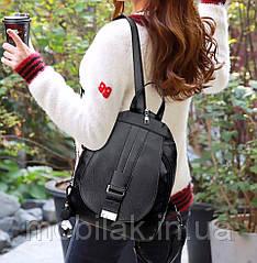 Сумка-рюкзак на магнитной застежке бренда MUQGEW