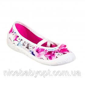 Мокасини для дівчинки 3F Pink 35р.