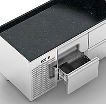 Холодильні столи Orest RTSG-6/6 2000х600