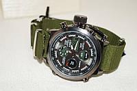 Часы наручные AMST AM3003-3 Military-Black (оригинал)