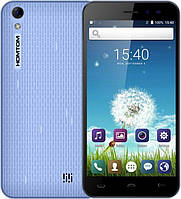 Смартфон HomTom HT16 1/8Gb Blue