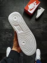 """Кроссовки Nike Air Force 1 """"Белые"""", фото 3"""