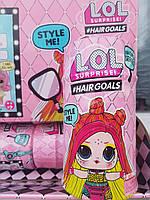 "Кукла Лол Lol Hairgoals с волосами 5 сезон. "" серия! Оригинал Lol 557050"