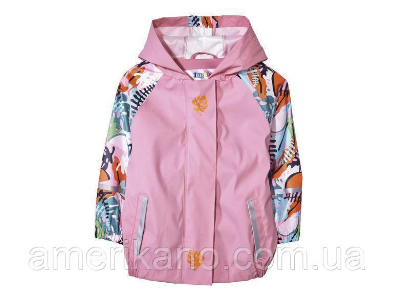 Деми куртка (ветровка-дождевик) от Lupilu, Германия На рост 122/128