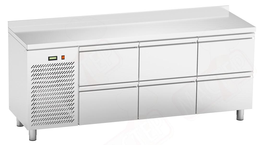 Холодильные столы Orest RTS-6/7 2000х700