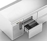 Холодильные столы Orest RTS-6/7 2000х700 , фото 2