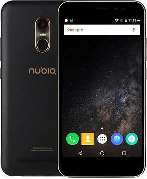 Смартфон ZTE Nubia N1 Lite (NX597J) 2/16Gb Black/Gold