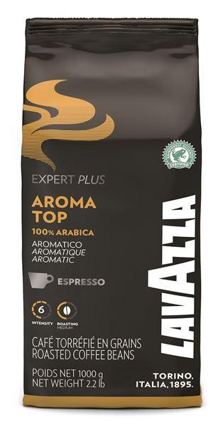 Кофе Lavazza Expert Plus Aroma Top в зернах 1 кг