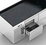 Холодильные столы Orest RTSG-4/6 1500х600 , фото 2