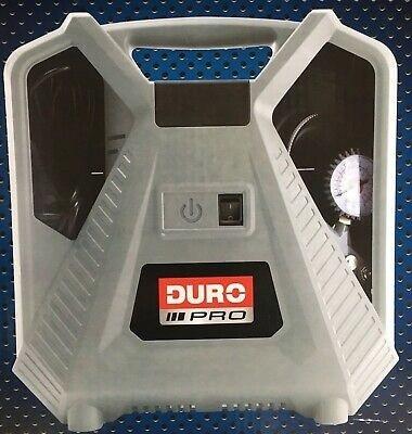 Компресор  Duro Pro CQB180D-1  8 бар,1100 Вт б/у Германия