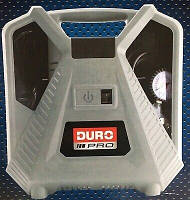 Компресор  Duro Pro CQB180D-1  8 бар,1100 Вт б/у Германия, фото 1