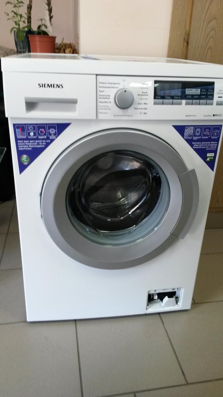 Стиральная  машина Siemens IQ500 А+++ с Германии WM14Q442NL\01FD9312
