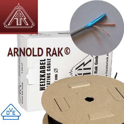 Двужильный нагревательный кабель Arnold Rak Standart 6106-15 ЕС
