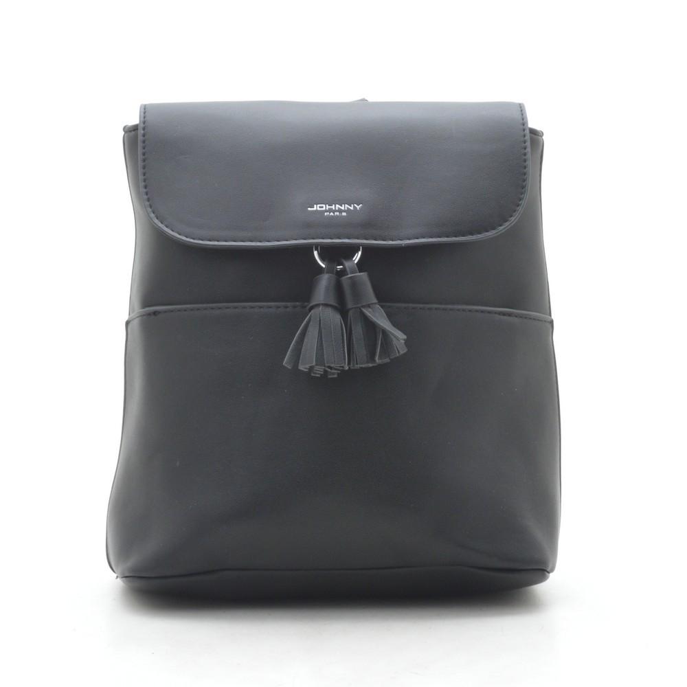 Рюкзак женский черный 183389
