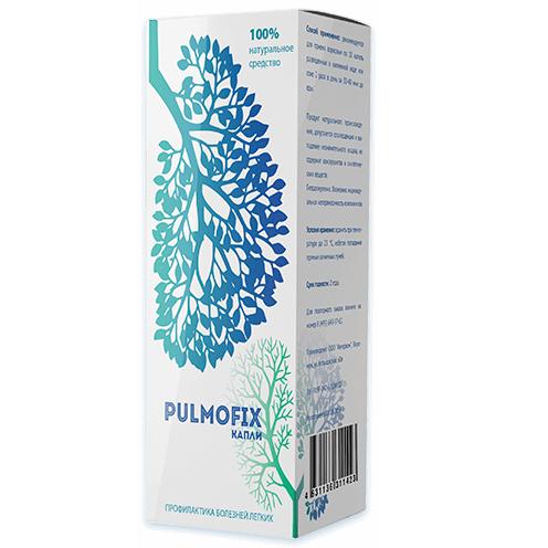 Pulmofix капли от проблем дыхательных путей