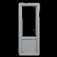 Балконная дверь, 700х2100, 5-камерный профиль.