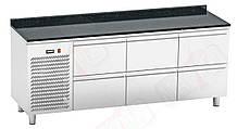 Холодильные столы Orest RTSG-4/7 1500х700