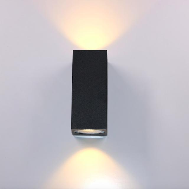 Фасадные архитектурные светильники