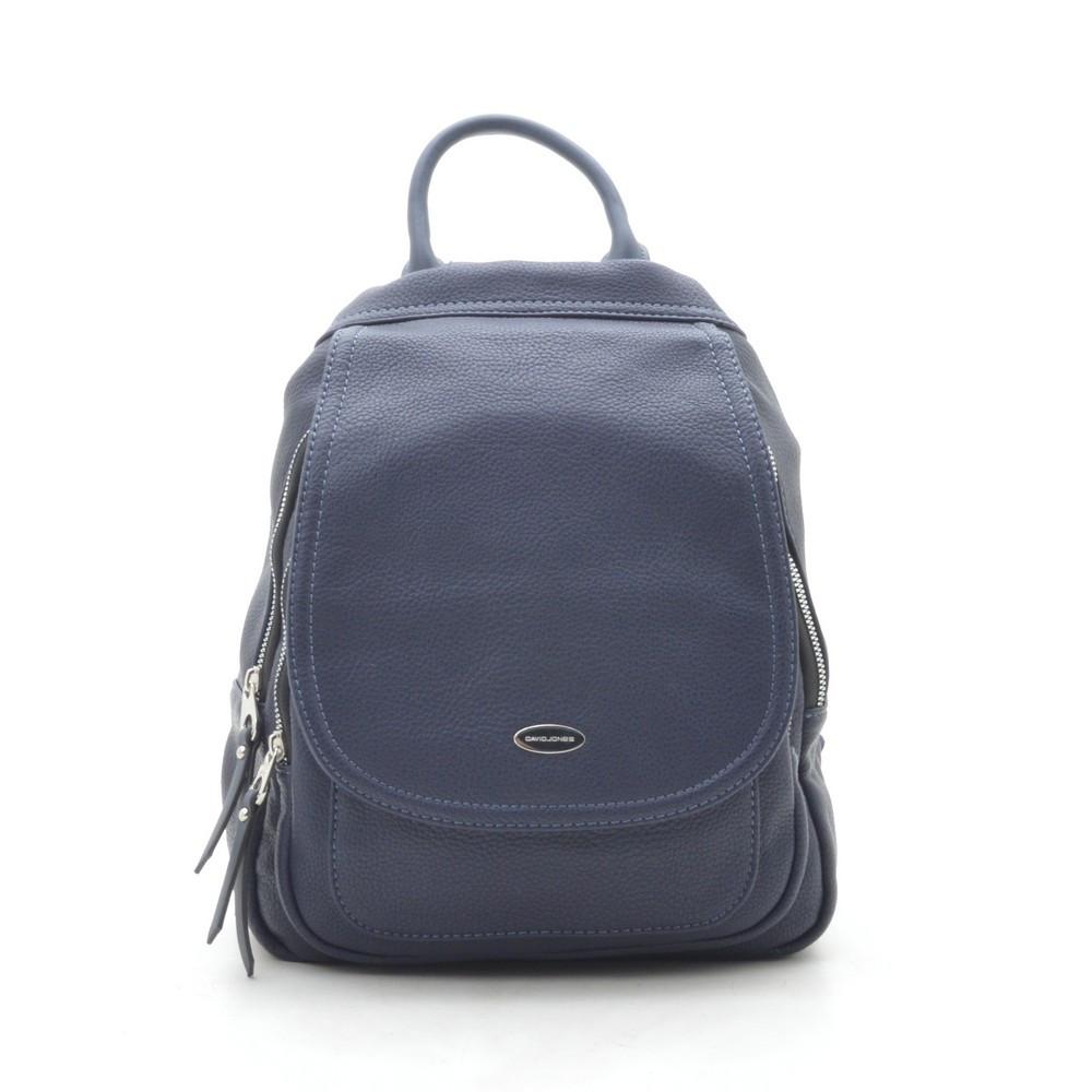 Рюкзак женский David Jones темно синий 182768