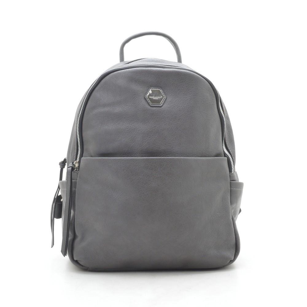 Рюкзак женский David Jones темно серый 182760