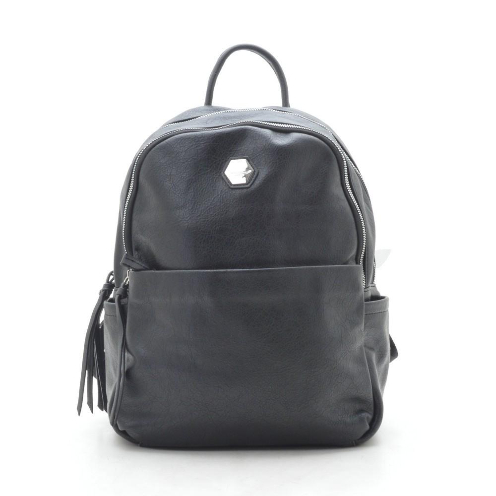 Рюкзак женский David Jones черный 182761