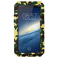 Чехол Lunatik Taktik Extreme для iPhone X Камуфляж IGLTEXC3, КОД: 333146
