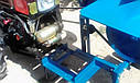 Дровокол-измельчитель веток (Измельчитель веток под мотоблок со шкивом без конуса, фото 3